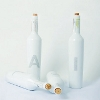 thibaut godard porcelain wine bottles set