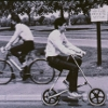 strida foldable bike in 1988