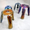 plopp stools made in fidu by oskar zieta
