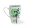 herbal collection of tea mugs