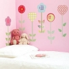 polly patch wall stickers for child's room